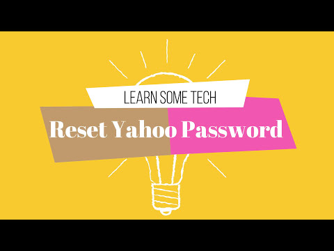 Forgot Yahoo Password- Reset or Recover Yahoo Account less than 5 minutes