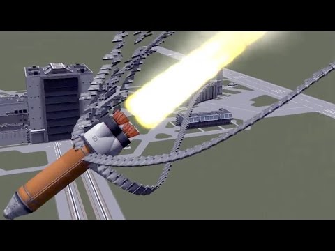 THE SQUID! - Kerbal Space Program