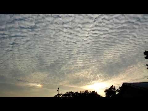 Beautiful Sundog & Skies