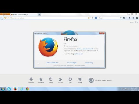 How to Check firefox, chrome, IE Browser Version