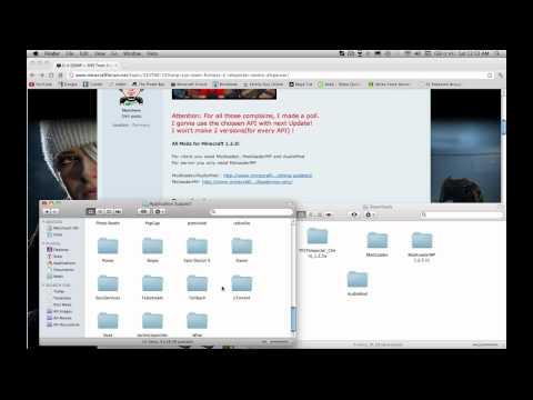 How To Install TF2 Teleporter Mod Minecraft 1.2.5 on Mac