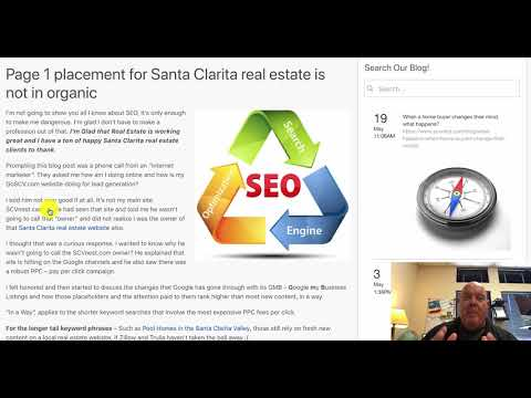 SEO and Real Estate who are you going to hire