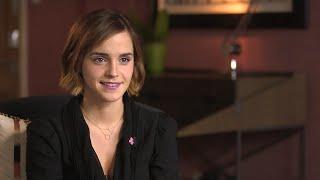 Emma Watson Introduces the new HeForShe