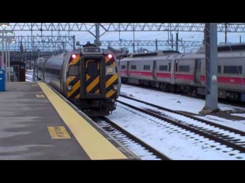 Amtrak in New Haven, CT & Stamford Part 4