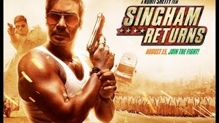 Making Of Singham Returns 2014