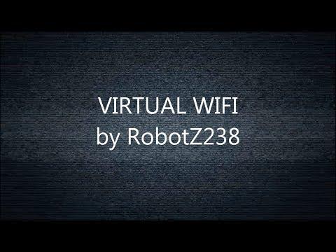 How to create WiFi (Virtual WiFi) using C#