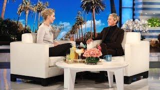 Jennifer Lawrence on Her