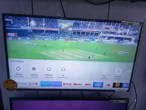 Samsung led tv connect bluetooth speakr