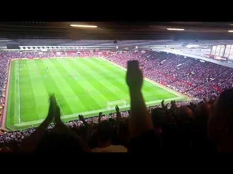 Build A Bonfire... | Manchester United 3-1 Liverpool | #RedArmyCam