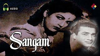 Tera Bachpan Ek Kahani | Sangam 1954 | Talat Mahmood | Mubarak Begum.