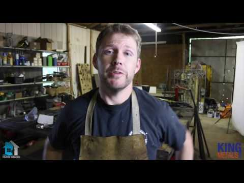 The Absolute Beginners Guide to Welding Down Rails part 1