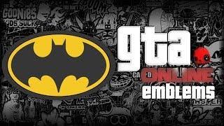 GTA V - Mickey Mouse - Custom Crew Emblem Tutorial ( Grand Theft