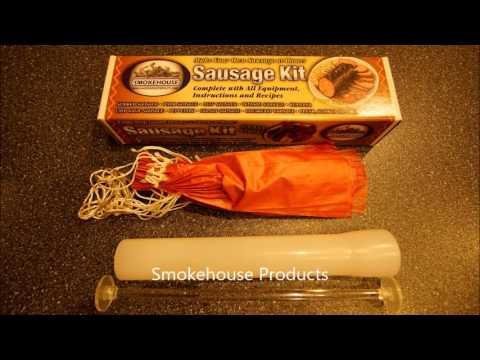 Summer Sausage Making