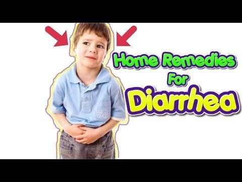 Home Remedies For Diarrhea In Kids #NaturalRemedies