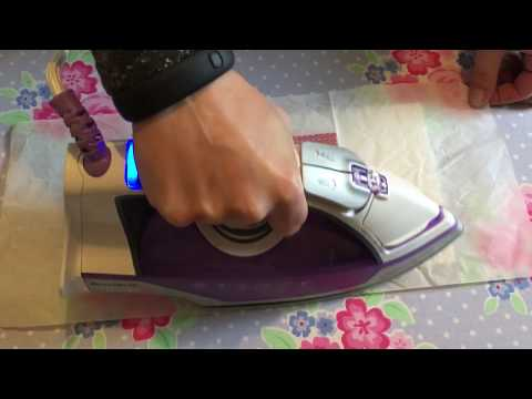 How to iron hama beads - fuse melt perler beads together make perler hama beads