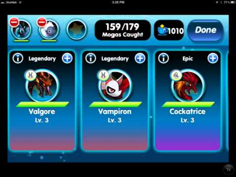 My monster galaxy acc