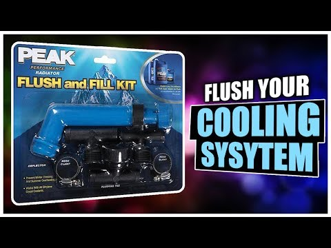 How to Flush Your Car's Cooling System - Dodge Dakota