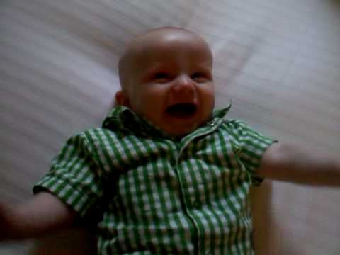 Mitchell laugh
