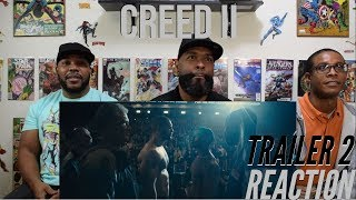 Creed 2 Trailer 2 Reaction