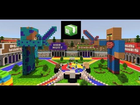 Minecraft Superland 2.0 Realm download