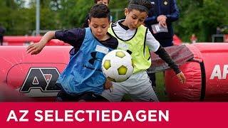 Scouts in Alkmaar | AZ Selectiedagen