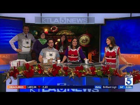 Ugly Christmas Sweaters Make a Comeback