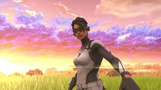 BE FREE WITH ME - Fortnite Music Video