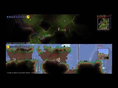 Terraria how to find plantera's bulb