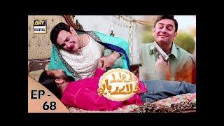 Dilli Walay Dularay Babu Ep 68 - 20th Jan 2018 - ARY Digital Drama