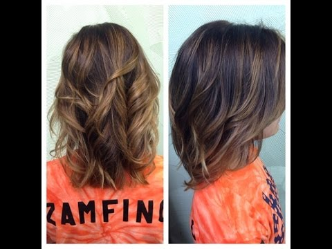 Nam Nguyen - How To: Ombre your Hair/Balayage for Short Hair