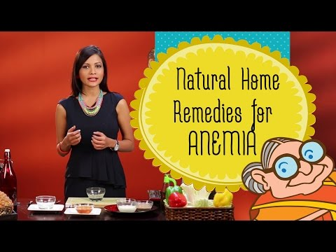 Home Remedies for Anemia-Iron Deficiency & Natural Treatments for Overcoming Anemia during Pregnancy