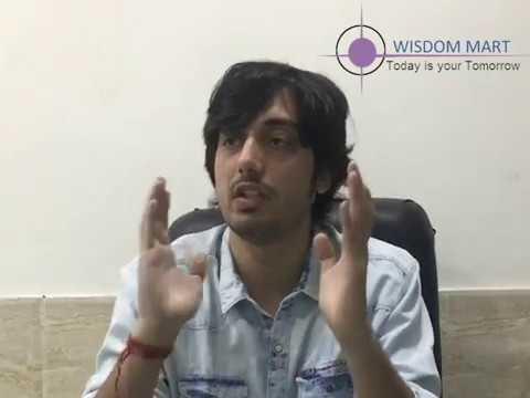 Wisdom Mart | GRE Exam Preparation Review - Vinayak Agnihotri