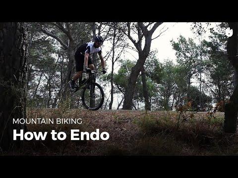 Mountain Bike Tricks: How to Endo / Nose Turn | MTB