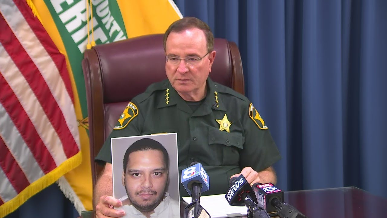 Florida man shoots, kills father of underage girl he was dating: Sheriff's full press conference
