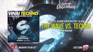 VINAI vs. Alvaro & Mercer feat. Lil Jon - The Wave vs. Welcome To The Jungle vs. Techno (W&W Mashup)
