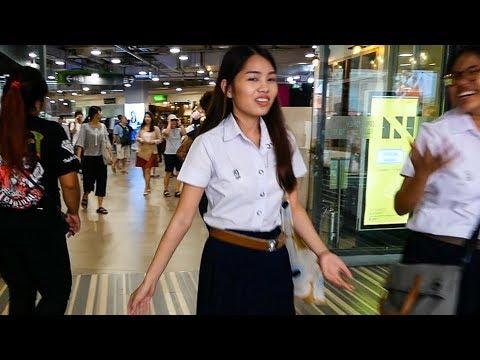 Bangkok Siam Walk Around 2018