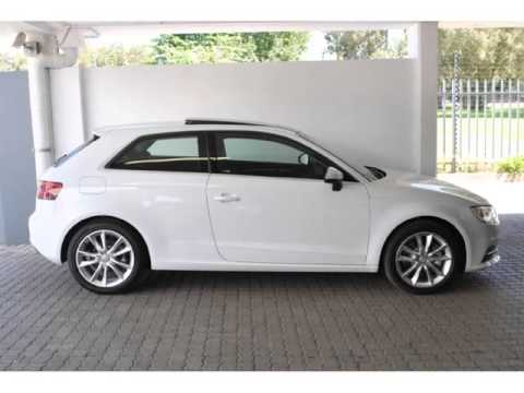 AUDI A3 1.8 TFSI SE Auto For Sale On Auto Trader South Africa
