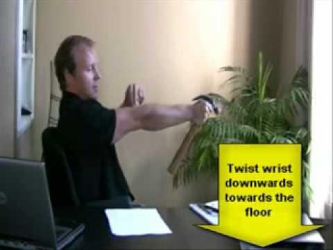 Tennis Elbow Treatment - How to Treat Tennis Elbow