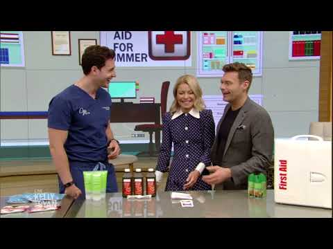 First Aid Kit for Summer with Dr. Mike