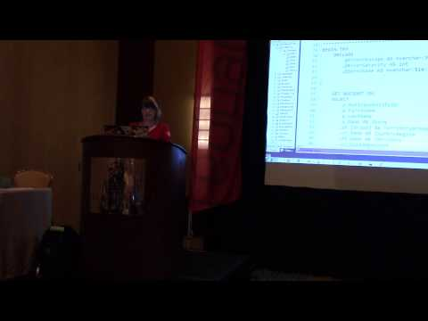 Improve Your T-SQL by Changing Your Writing Habits — Red Gate Style - SQL in the City 2013