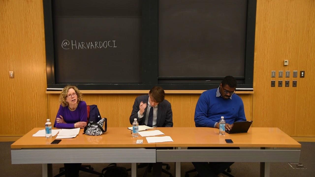 Diversity or Discrimination: Affirmative Action - Heather Mac Donald and Gregory Davis - Harvard OCI