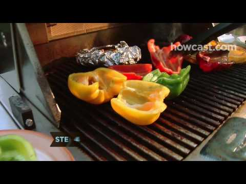 How to Make Grilled Bell Peppers