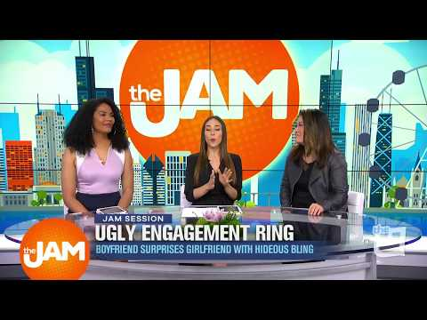 Chatting About an Ugly Engagement Ring & A Royal Wedding Rebound