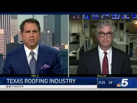 Help DallasNews.com Watchdog Dave Lieber fight for a roofers/contractors license in Texas
