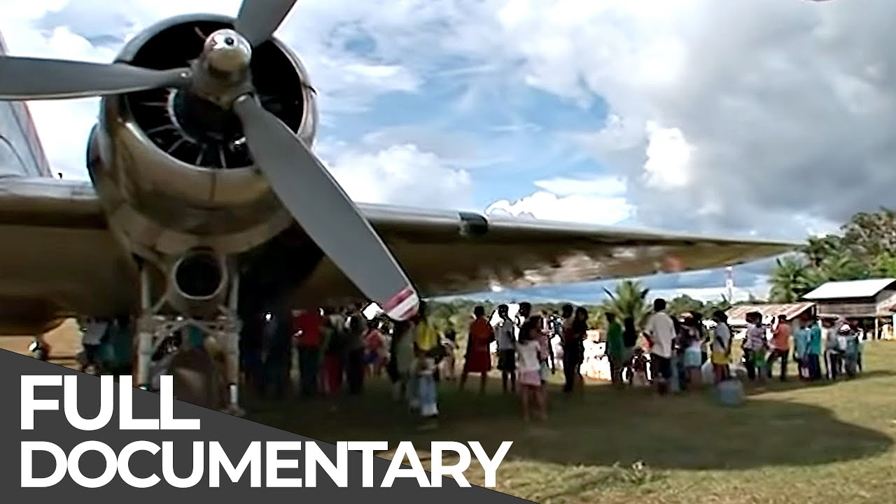 Deadliest Roads | Colombia: Pilots of the Amazon | Free Documentary