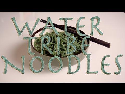 WATER TRIBE NOODLES, Legend of Korra, Feast of Fiction S2 E3