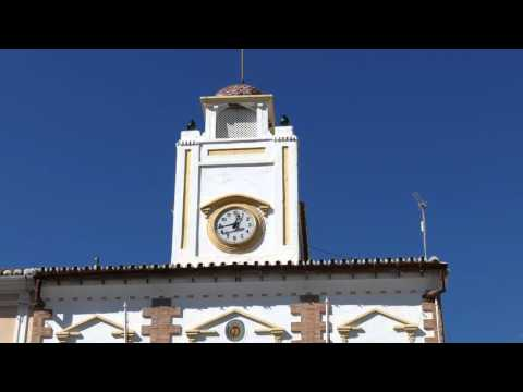 Alora..Malaga,Spain 4K