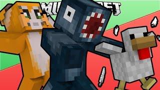 DO YOU WANA BUILD A SNOWMAN?! - Custom Minecraft Map