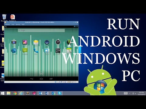 [TUTO] The easiest way to Run Android from your PC .