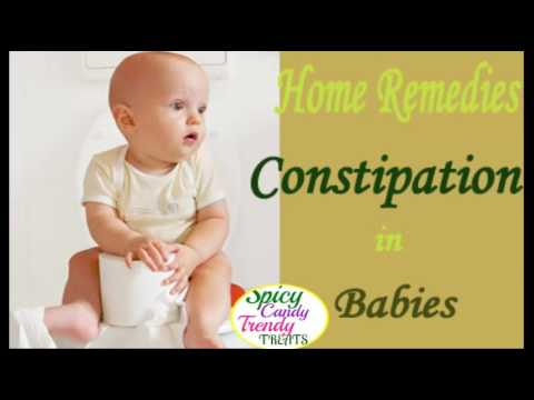 Constipation in Babies of Age 4- 12 Months | Quick Home Remedies | Natural Remedies